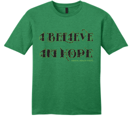 I believe in HOPE t~shirt